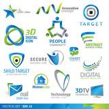 Fototapety Icon design elements