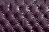 violet genuine leather poster
