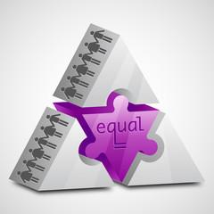 equal prism