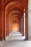 Romanic style colonnade - 35321036