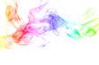 Leinwandbild Motiv Abstract smoke