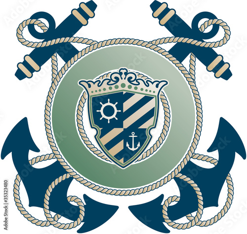 nautical badge