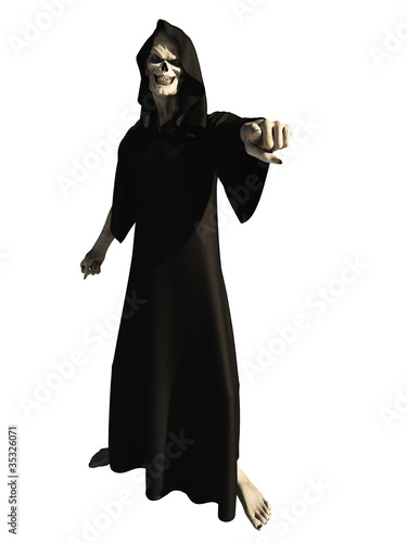 The Grim Reaper Wants You
