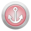 """Light Colored Icon (Red) """"Marina"""""""