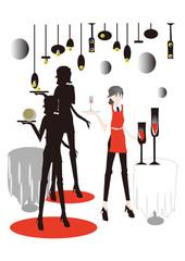 dance,restaurant,music,hall,Cocktail リズムレストラン