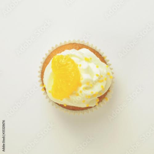 Cupcake Draufsicht