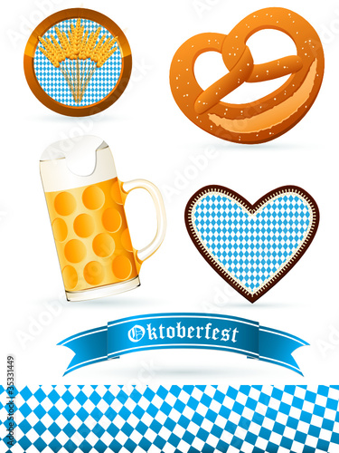 Oktoberfest - Icon Set
