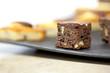 Gastronomie, pâtisserie, gâteau, brownie, chocolat