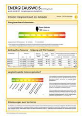 Energieausweis Energiepass