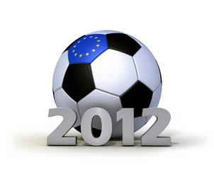 Fußball Europa 2012