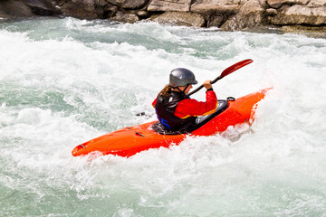 kayak femminile