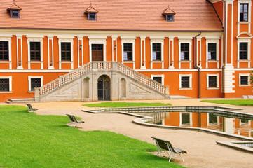 Ostrov Schloss - Ostrov palace 04