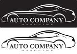 Fototapety Auto logo
