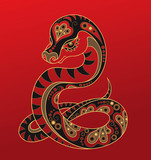 Chinese horoscope. Year of the snake