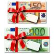 50 + 100 Euro