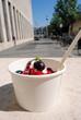 Frozen Joghurt in Berlin Mitte