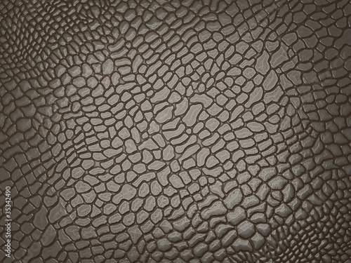 Alligator skin: useful as texture or background