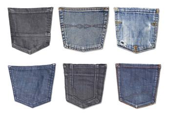 Bolsillos jeans