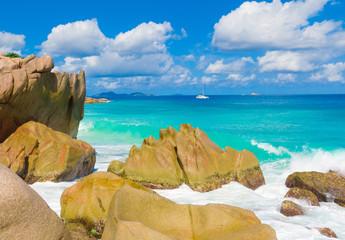 Waves Getaway Seascape