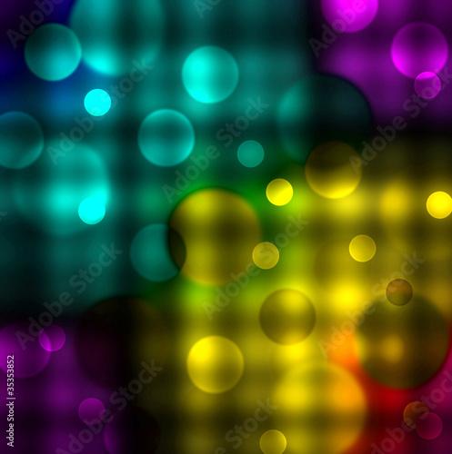 kolorowe kółka - 35353852