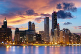 Chicago Skyline - Fine Art prints