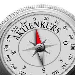 Kompass Aktienkurs Nord