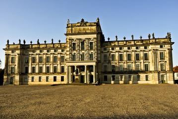geschichtliche Architektur
