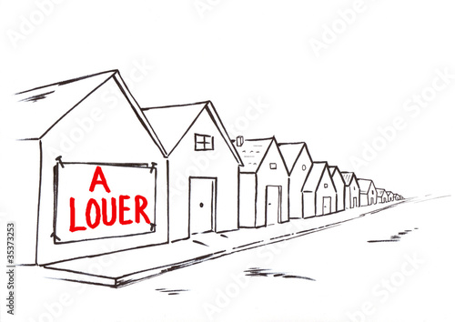 Maisons - A louer