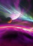 Fototapeta atmosfera - tło - Tła