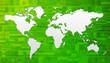planisphère - carte - continents et pays du monde