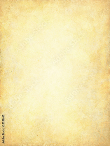 Glowing Paper Grunge Background