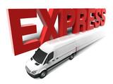 express_moving_car
