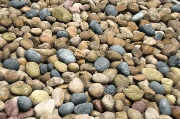 Piedras lisas de colores