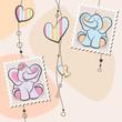 stamp Elephants