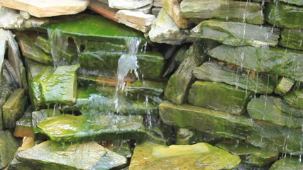 Waterfall Stones