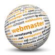 3D Kugel, Webmaster, Admin, Webhosting, SEO, Kompetenz