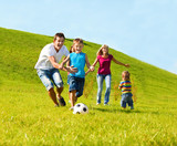 Fototapety Family lifestyle