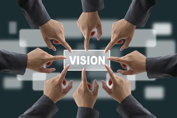 diverse business vision team