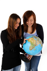 0711 afrika globus