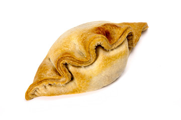 Cornish pasty .