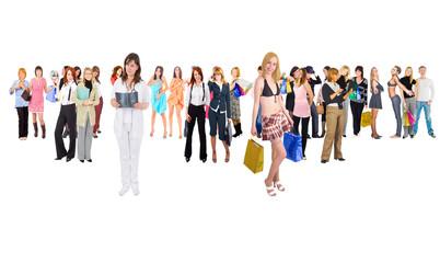 Standing Groups Diversity
