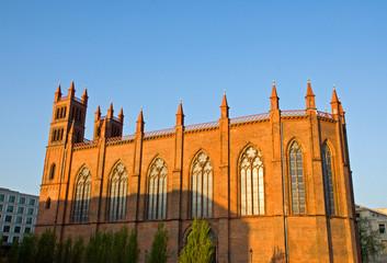 Church Friedrichswerder in Berlin