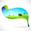 Ecofriendly Landscape