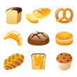 bread icons