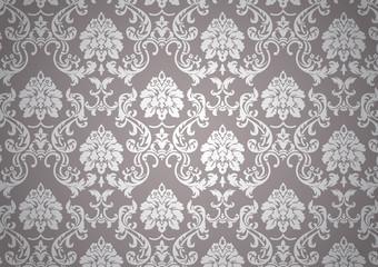 Papier-peint baroque