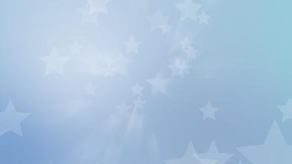 Hintergrund mit Sternen (Loop)