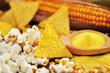Mais, Popcorn, Kolben