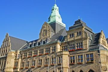 Historisches Rathaus in RECKLINGHAUSEN