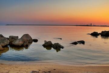 Spiaggia siciliana