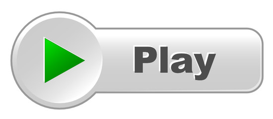 PLAY Web Button (video media player watch live music launch key)